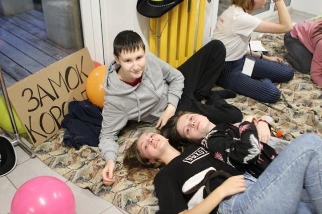 «Берегиня» помогает детям жить без рака