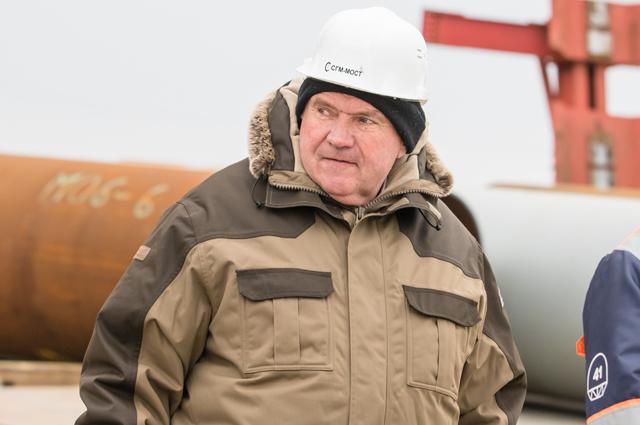 Евгений Бирюков.