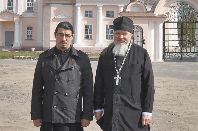 протоиерей Андрей Лазарев