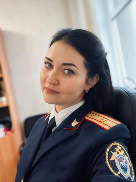 Алина Дубасова.