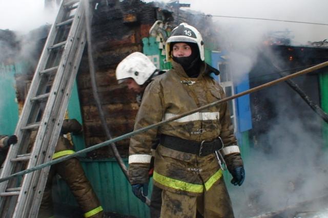 У каждого пожарного есть своя статистика, все помнят первого спасенного.