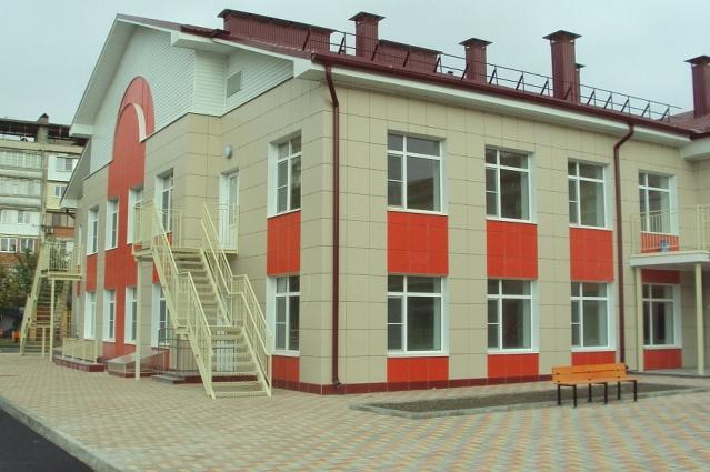 Новый детский сад в Ессентуках готовят к открытию.