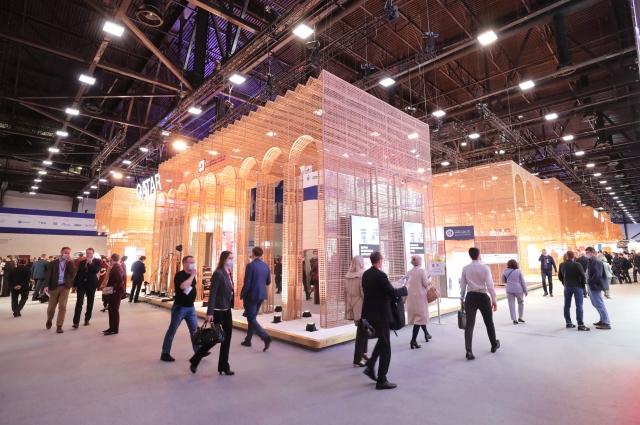 XXIV Петербургский международный экономический форум (ПМЭФ) открылся 2 июня в Конгрессно-выставочном центре «Экспофорум».