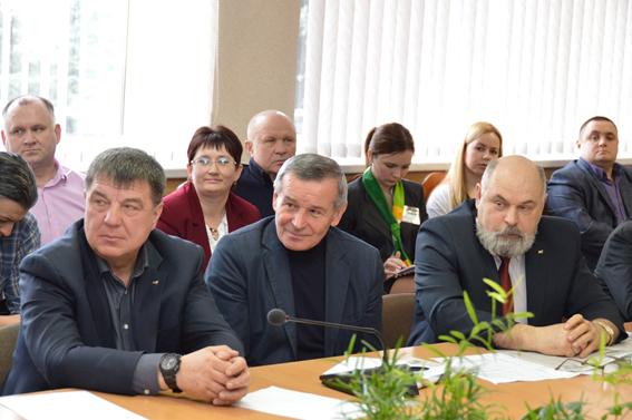 Слева направо: Сергей Петренко, Вячеслав Сухов и Игорь Пискунов