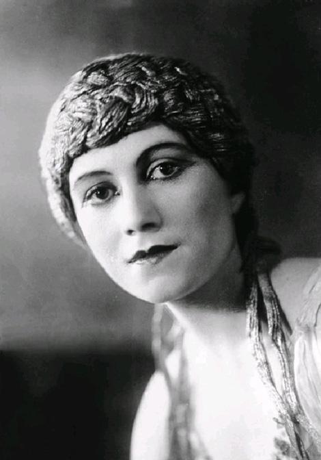 Ольга Хохлова.