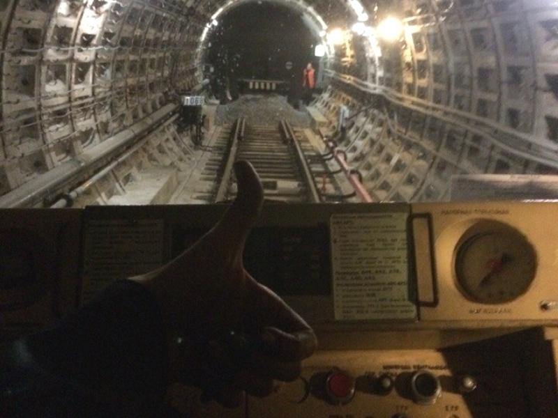 За два года диггер сделал более 50 вылазок в подземку.