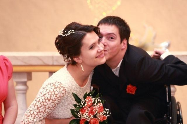 Свадьба Вячеслава и Елены Егоровых