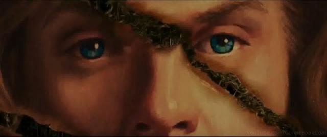 Благодаря человеческим глазам, которые принц Адам сумел сохранить, став Чудовищем, Бэлль и узнала его после обращения. Кадр из фильма «Красавица и Чудовище» 2017 года.