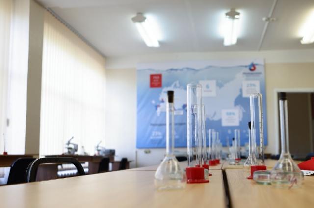 Лаборатория предназначена для отработки практических навыков по анализу воды у студентов.