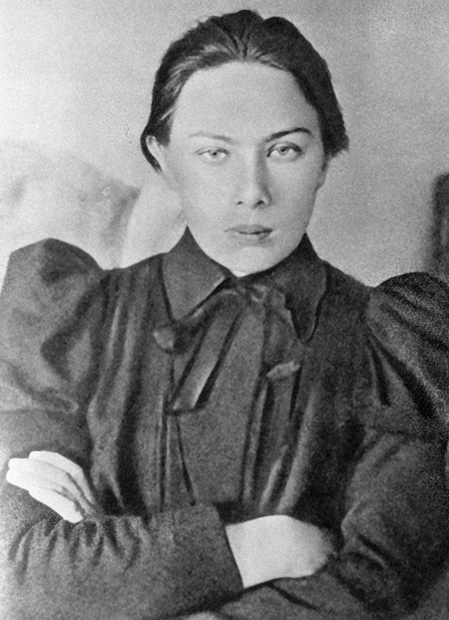 Надежда Константиновна Крупская, 1897 г.