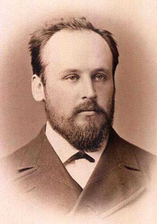 Николай Рукавишников.