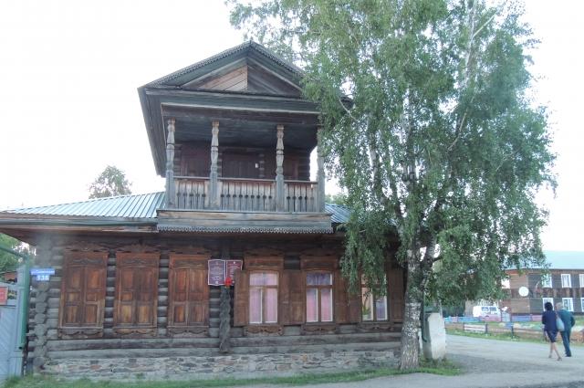 Мотыгинский краеведческий музей.