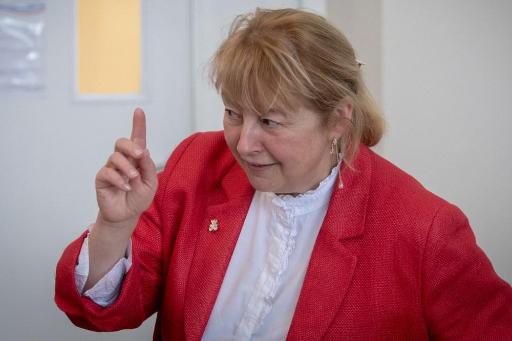 Елена Вартанова