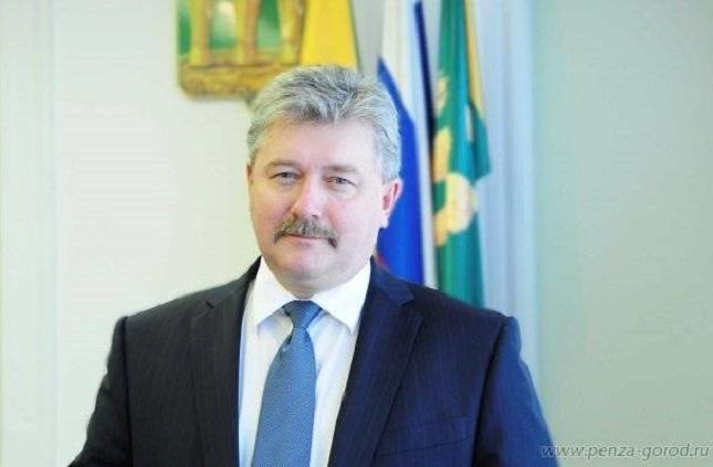 Мэр Пензы Юрий Кривов