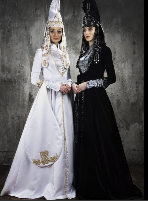 национальный костюм ингушетии фото здесь стоит возможно