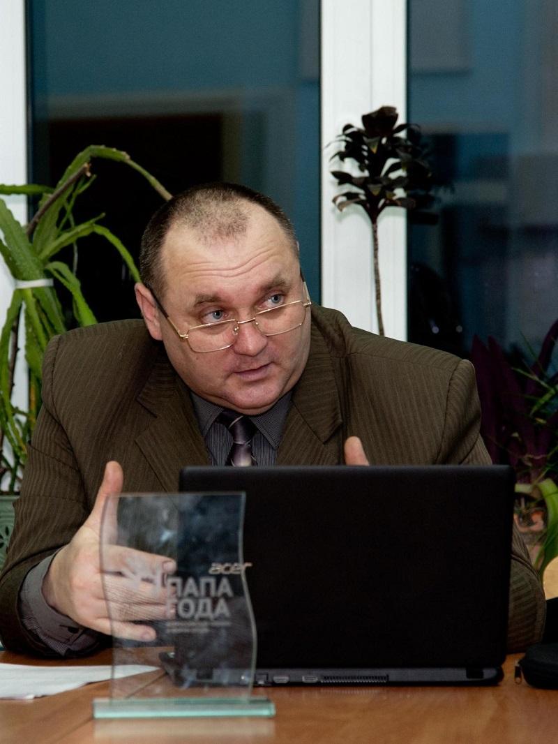 Андрей Петров, председатель организации Отцы Дона