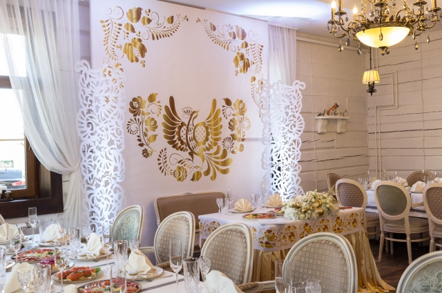 Музей-ресторан готов принимать гостей.