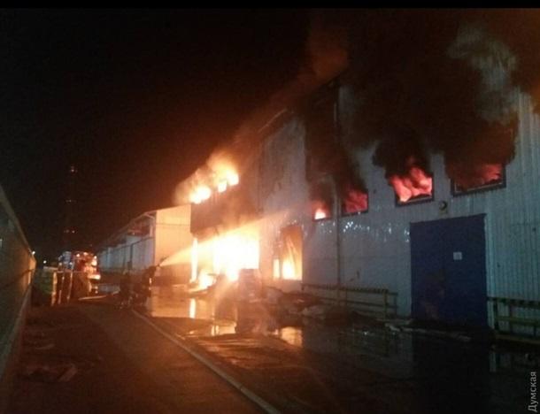 Известно, что возгорание произошло в компрессорной.