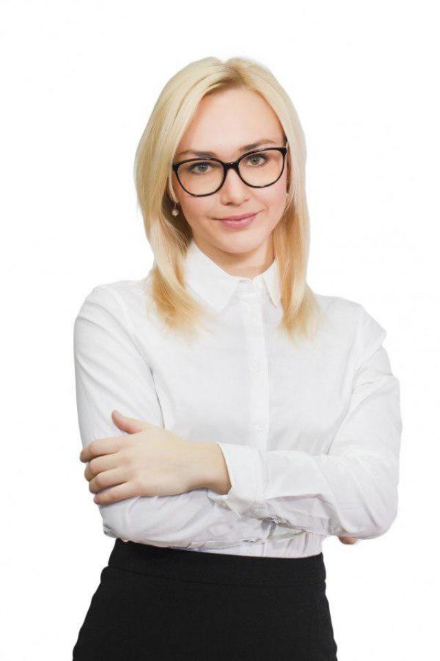 """Марандина Алиса, руководитель ипотечного направления компании """"Этажи""""."""
