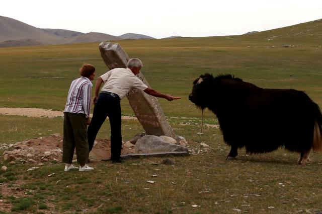 В экспедиции дети учёных увидели настоящую, «живую» Монголию