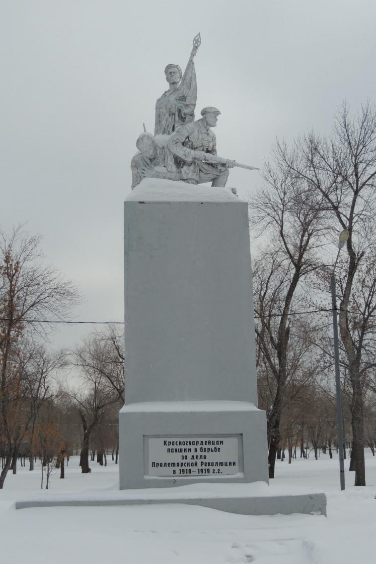 Семен Игнатьев похоронен в братской могиле в парке Железнодорожников в Оренбурге.