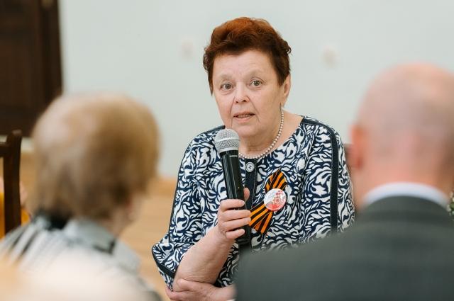 Нина Кудрина рассказывает об отце, которого ни разу не видела.