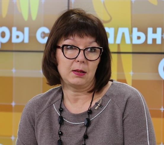 Наталья Бережная