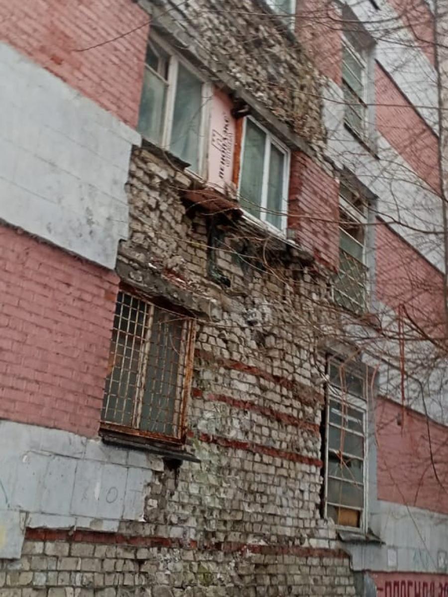 Общежитие по ул. Дегтярёва, 4а
