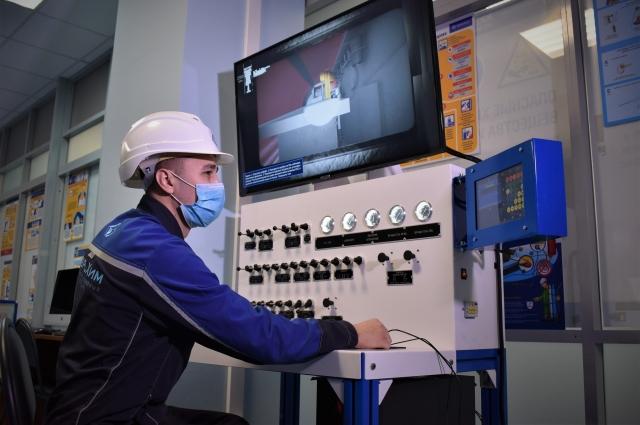Современные цифровые технологии помогают заботиться о безопасности труда.