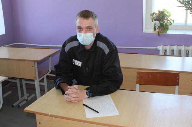 Максим Корсачев мечтает на свободе открыть свою мастерскую.