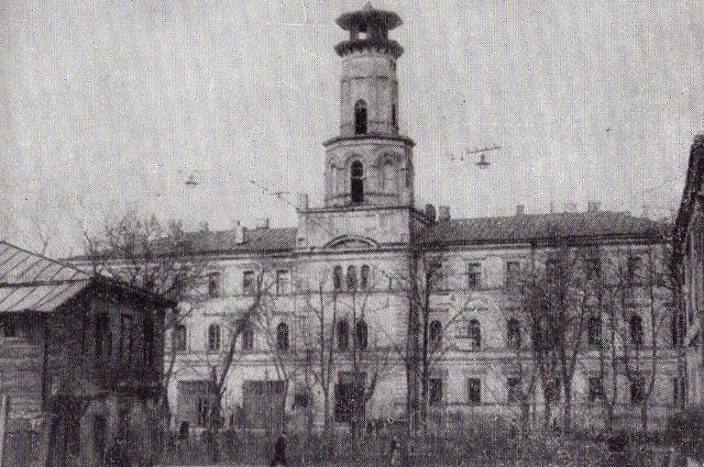 Сущевская полицейская часть, 1936-1950 годы