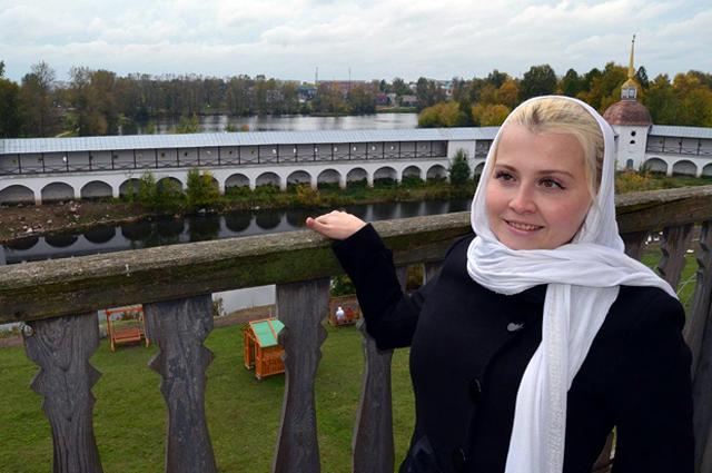 25-летняя Юлия Гельбич никогда не думала, что посвятит свою жизнь людям, оказавшимся в трудной ситуации