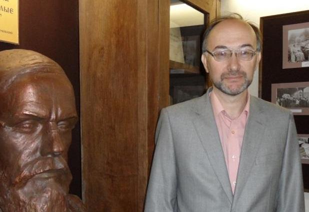 Александр Плешков уверен, что исторический уголок украсит Пензу.