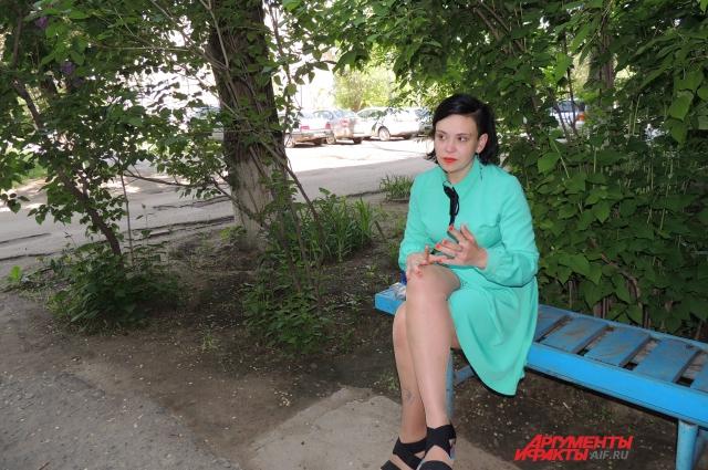 Ангелина говорит, что ощущает себя на 18 лет.