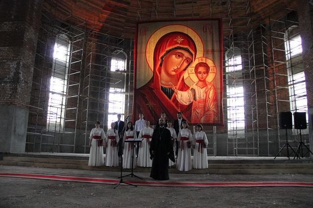 На возведение Спасского собора в Пензе собирают всем миром