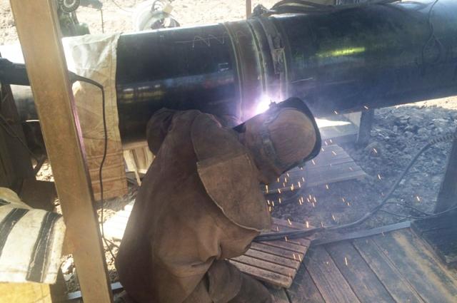 При строительстве трубонефтепроводов применяются самые современные технологии.