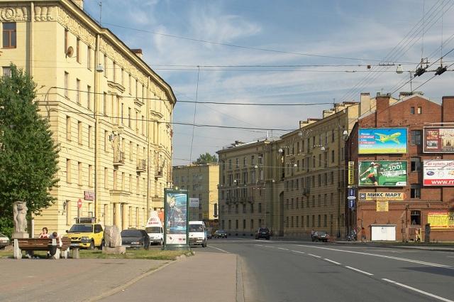 Тульская улица/
