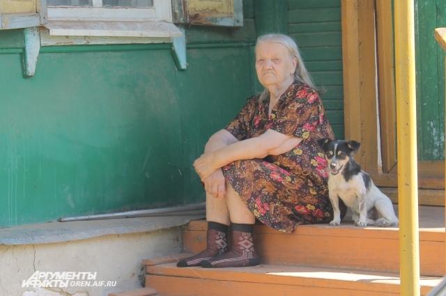 Скучно Анне Сергеевне в деревне в одиночестве.