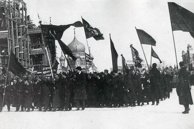 В рамках Ночи искусств посетителям расскажут о революционном Омске.