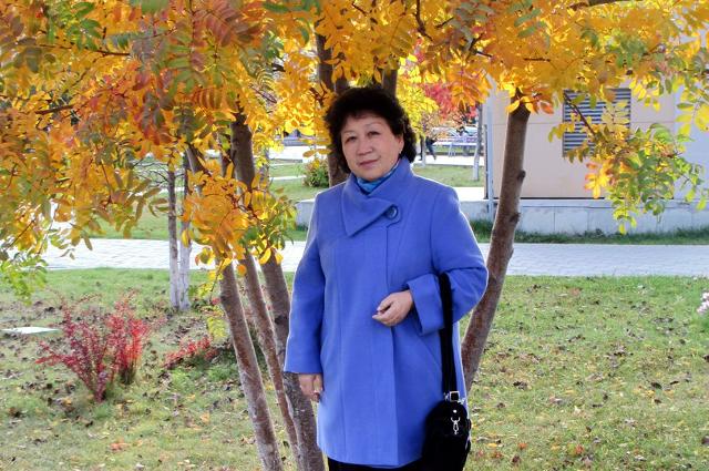 Зоя Михайловна Харина, Тюменская область.