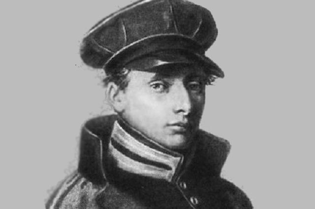 Владимир Даль в молодости.