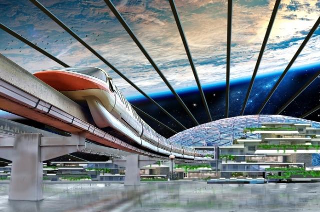 Асгардия – это, прежде всего, страна космических стартапов, для которой важно мирное освоение космоса.
