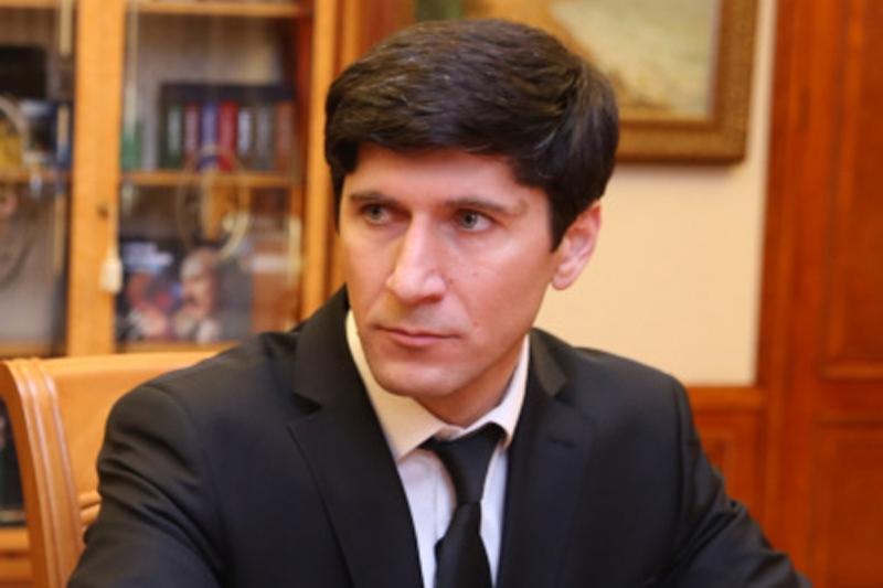 Магомед Дибиров - председатель избирательной комиссии Дагестана