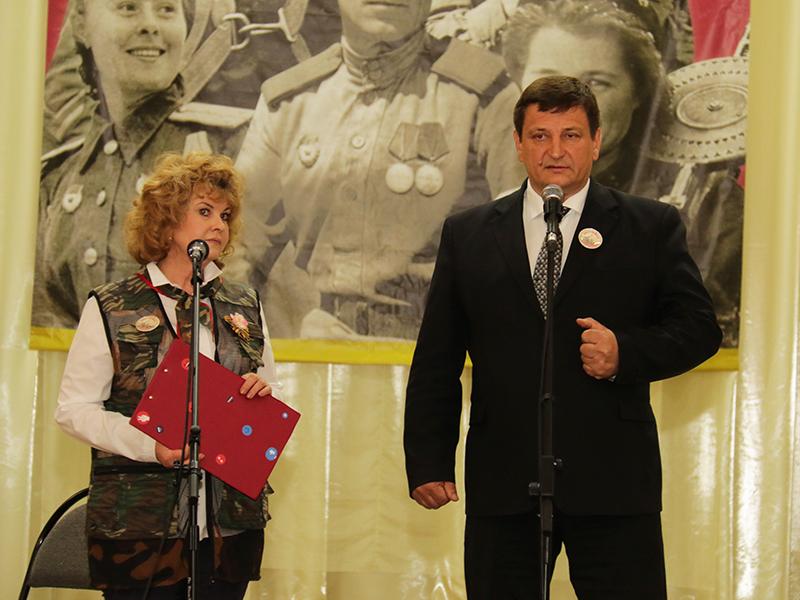 Нина Куликовских и Игорь Ляхов.