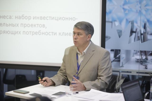 Проректор ОмГАУ Виталий Алещенко рассказал о проекте «Цифровое сельское хозяйство».