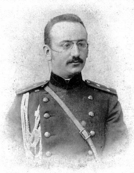 Иван Тимофеевич Беляев.