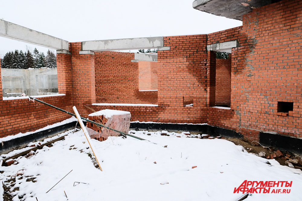 Здание ветлечебницы, возможно, снесут.
