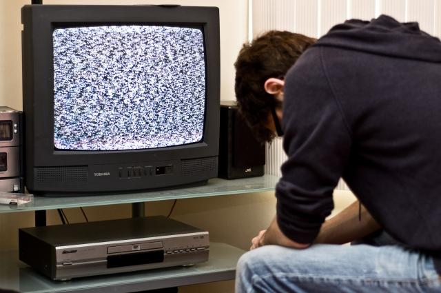 С 14 октября аналоговое ТВ прекратит свое вещание.