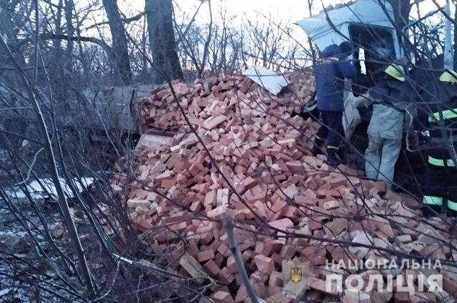 Смертельная авария случилась на трассе Житомир-Черновцы