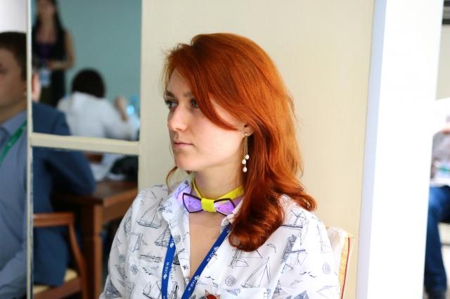Анна Арестова